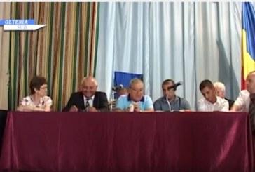 Sedinta de investire a Primarului Lucian Ciobanu si de validare a Consiliului Local Calafat 2016
