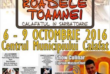 Festivalul Roadele Toamnei Calafat 2016