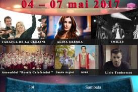 """""""Zilele Municipiului Calafat"""", 04 – 07 mai 2017 – Programul manifestărilor"""