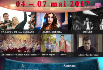 Formațiile care vor cânta la Zilele municipiului Calafat