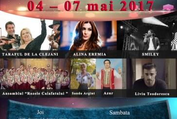"""""""Zilele Municipiului Calafat"""", 04 – 07 mai 2017 - Programul manifestărilor"""