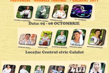 """Festivalul """"Roadele Toamnei"""" Calafat - 05 - 08 octombrie 2017"""