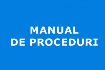 MANUAL DE PROCEDURI