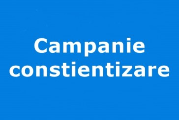 Campanie constientizare