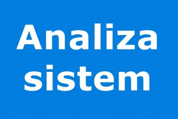 Analiza sistem