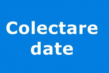 Colectare date