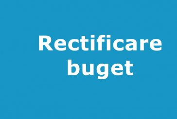 BUGET LOCAL RECTIFICAT LA DATA DE 11.09.2019
