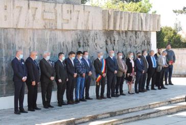 Primăria municipiului Calafat a organizat manifestarea dedicată zilei de 9 mai